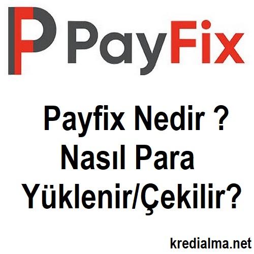 payfix nedir 1