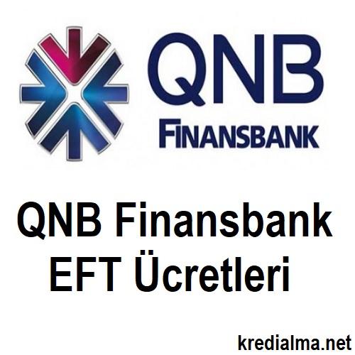 qnb finans bank eft ucretleri